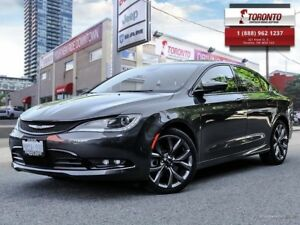 2016 Chrysler 200 ALL WHEELS DRIVE LEATHER LOADED