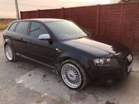 Audi A3 2.0 TDI Sport Sportback DSG 5dr£2,395 p/x welcome NEW MOT , HPI CLEAR