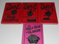 The Girls Books 1,2,3 & Glamour