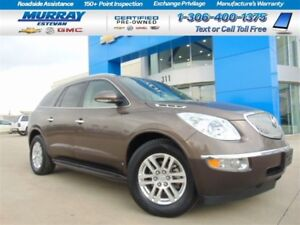 2009 Buick Enclave *AWD! *Quads! *Clean local one owne