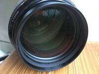 Canon L 85mm 1.2 Lens
