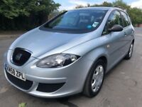 2008 58 Seat Altea Reference TDI * 1.9 Diesel * Low Miles * MOT June 2019 * Not Golf Astra A3 A4 A1