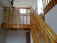 Spacious stylish double room suitable for couple /two sisters etc, in spacious renovated house.