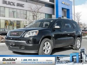 2010 GMC Acadia SLE SAFETY AND RECONDITIONED