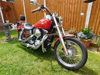 Dyna Superglide Harley Davidson