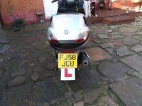 Piaggio 124 mp3 3 wheeler 12 mths mot few marks as shown on pictures