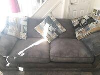 Pillow-back Sofa