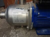 Selling a smart12 booster pump