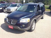 2007 Pontiac Montana SV6 LOADED UP! PRICED RIGHT!