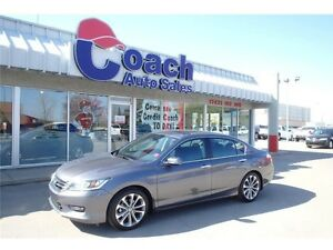 2015 Honda Accord Sedan Sport w/Sun/Moon Roof, Cruise Control