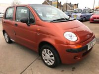 DAEWOO MATIZ LOW MILEAGE 35K 12 MONTHS MOT CHEAP TAX AND FUEL ECONOMY GOOD CAR NO RUST