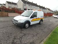 FORD TRANSIT CONNECT VAN (09 REG)