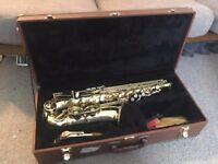 Alto Saxophone 'Arbiter' Great condition with Vintage Case