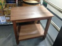 Wooden Multi-Use Display Table (80cm x86cm x60cm) - MUST GO