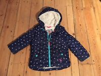 Boden coat age 3-4 years