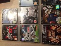 PS3 Games 3 For £10