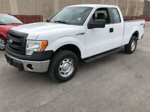 2014 Ford F-150 XL, Extended Cab, Bluetooth, 4x4