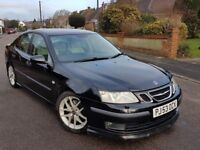 MY LOVELY SAAB 9-3 AERO 1.9CC,4 DR SALOON,MOT,2 OWNERS,GREAT CONDITION