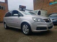 2007 57 Vauxhall Zafira 1.8 Design - 7 Seater - 3 Months Warranty