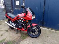 Honda CBX 750FE Fast appreciating classic bike