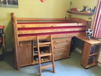 Children's Single Cabin Bed
