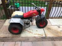 Honda trike barn find