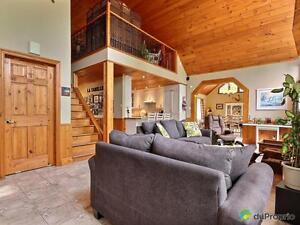 322 000$ - Maison à un étage et demi à St-Ferréol-les-Neiges Québec City Québec image 2
