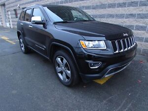 2015 Jeep Grand Cherokee LIMITED/LEATHER/4X4