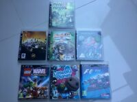 7 playstation 3 games