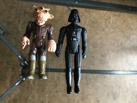 Original Star Wars figures