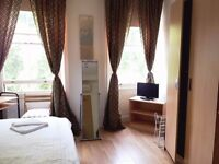 Studio Bayswater Long Lets £290 per week all bills and WIFI