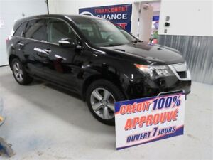 2013 Acura MDX groupe multimedia DVD 7 PLACES