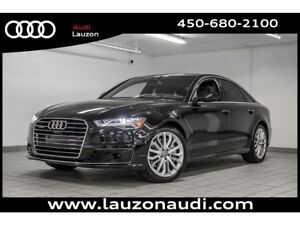 2016 Audi A6 3.0T TECHNIK DRIVER ASSIST LED 19