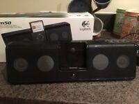 Logitech MM50 Portable Speakers for iPod
