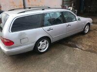Mercedes-Benz, E CLASS, 1999, 4299 (cc)