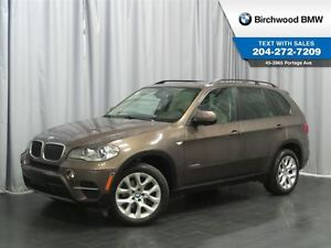 2013 BMW X5 35i Executive, Comfort & Technology Packages!