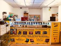 Phone Ipad Tab Pc Laptop & Mac repair/ unlocking service genuine / AAA quality parts