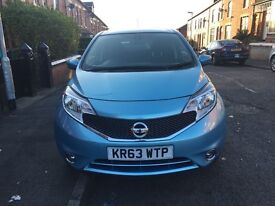 Nissan Note 1.2 2013