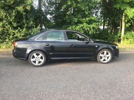 Audi A4 tdi needs tlc