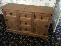 Beautiful Vintage sideboard...Oak FurnitureLand