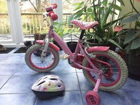 Girls Bicycle Hello Kitty