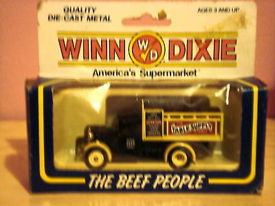 Winn Dixie Die Cast