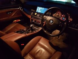QUICK SALE!!! BMW 520D SE 2011 SAT/NAV LEATHER ETC