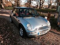 Quick Sale lovely Mini Cooper in very good condition