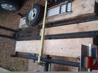 motorbike trailer excelent condition all works, and tows very well