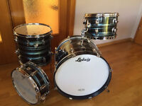 Ludwig Downbeat Standard Shell Kit,Vintage 60s