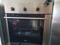 Stainless steel built in oven WHIRLPOOL, was £280, CLEAN. delivery is available