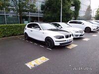 BMW 1 SERIES COUPE 116 WHITE!!!