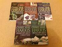 Charlaine Harris, Lily Bard Mystery, teenage fiction