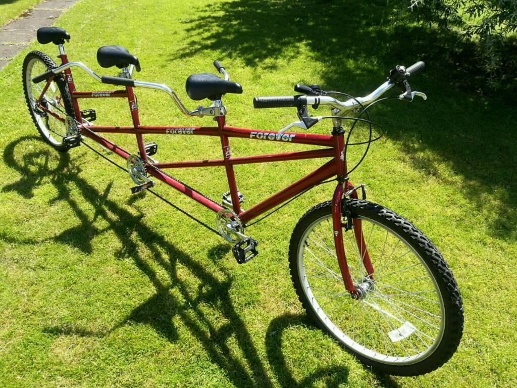 Triplet Tandem Bike In Cupar Fife Gumtree